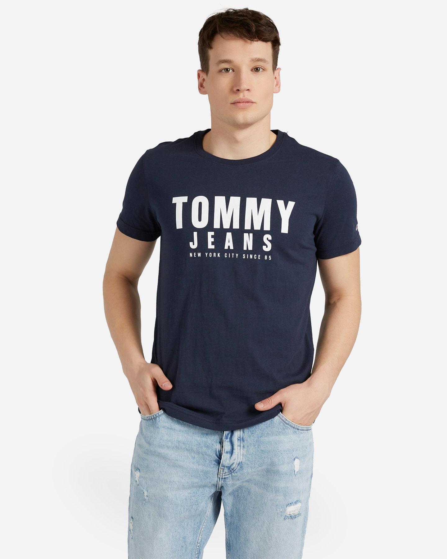 T-Shirt TOMMY HILFIGER CHEST BIG LOGO M S4088729 scatto 0