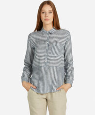 STOREAPP EXCLUSIVE donna DACK'S LINEN STRIPES W