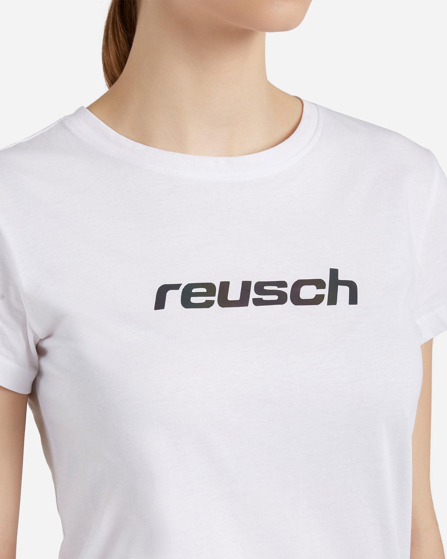 T-Shirt REUSCH LOGO W S4087258 scatto 4