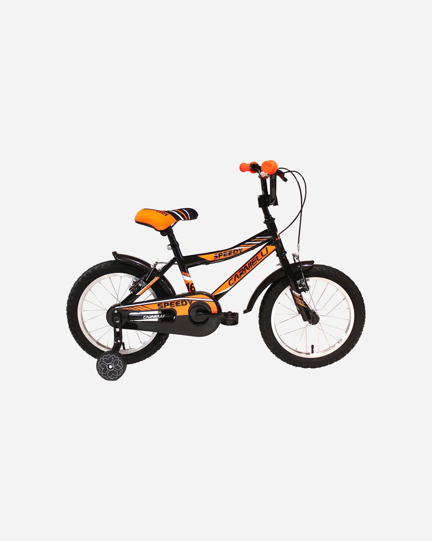 Bici junior CARNIELLI BIKE 16'' SPEEDY JR S4072314|1|UNI scatto 0
