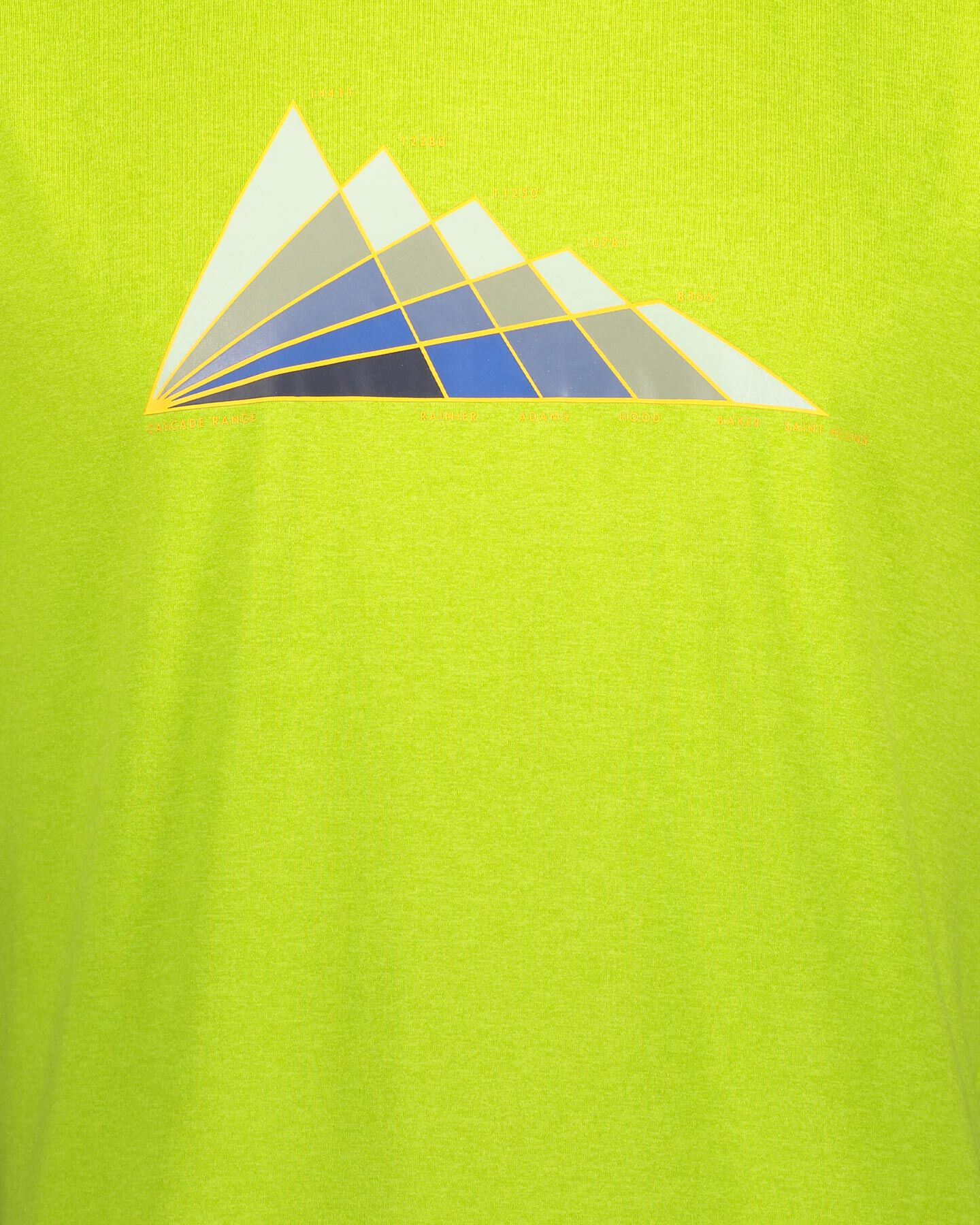 T-Shirt COLUMBIA TECH TRAIL GRAPHIC M S5291753 scatto 2