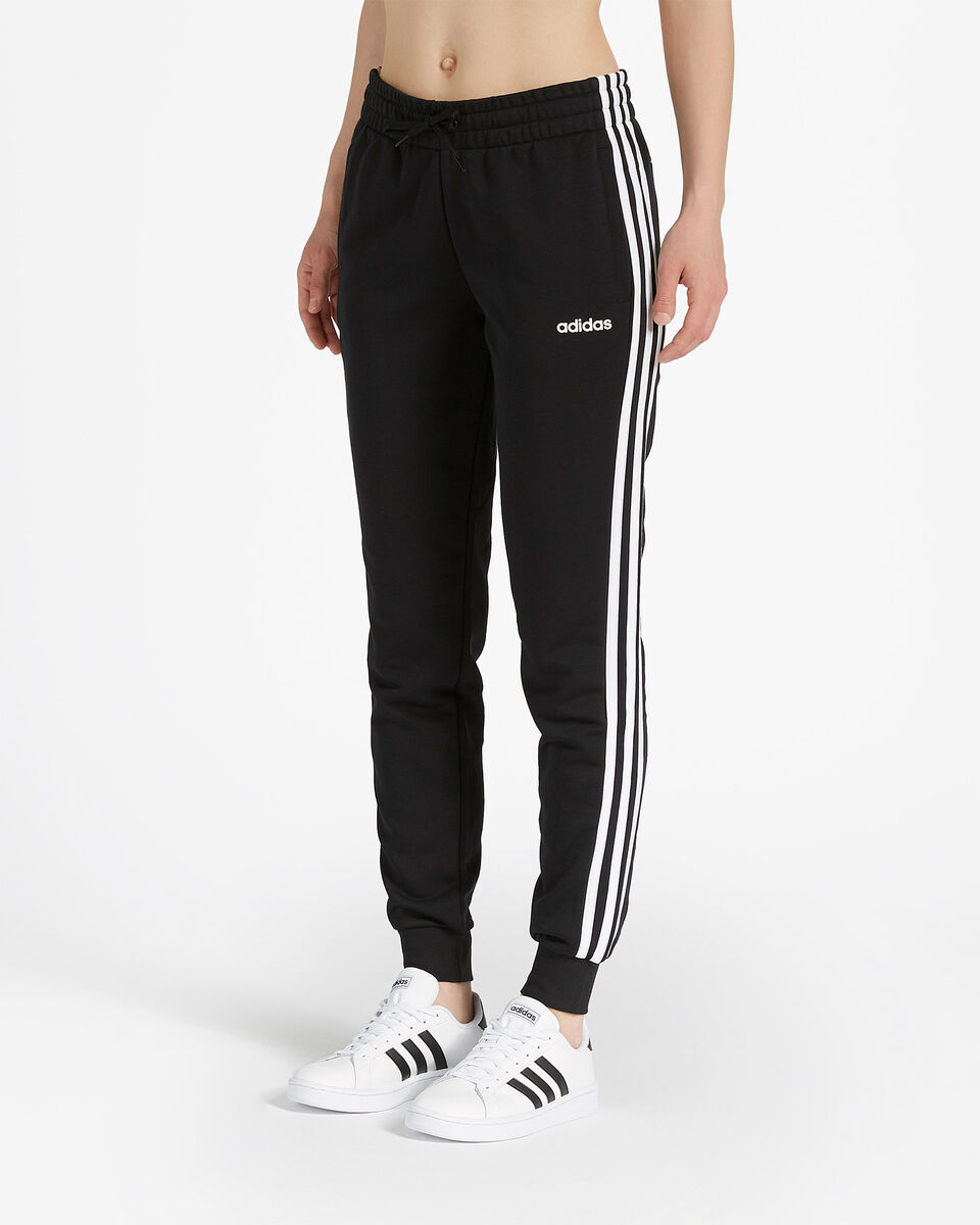 Pantalone ADIDAS ESSENTIALS 3 STRIPES W S4056301 scatto 2