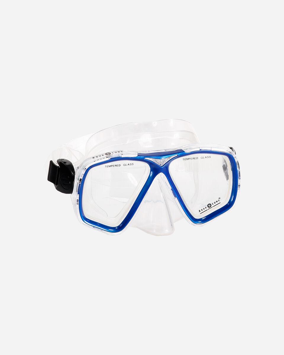 Kit snorkeling AQUALUNG SPORT ACAPULCO+BULA S1299382|660|UNI scatto 1