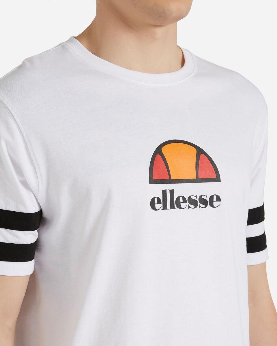 T-Shirt ELLESSE RIMINI M S4087800 scatto 4