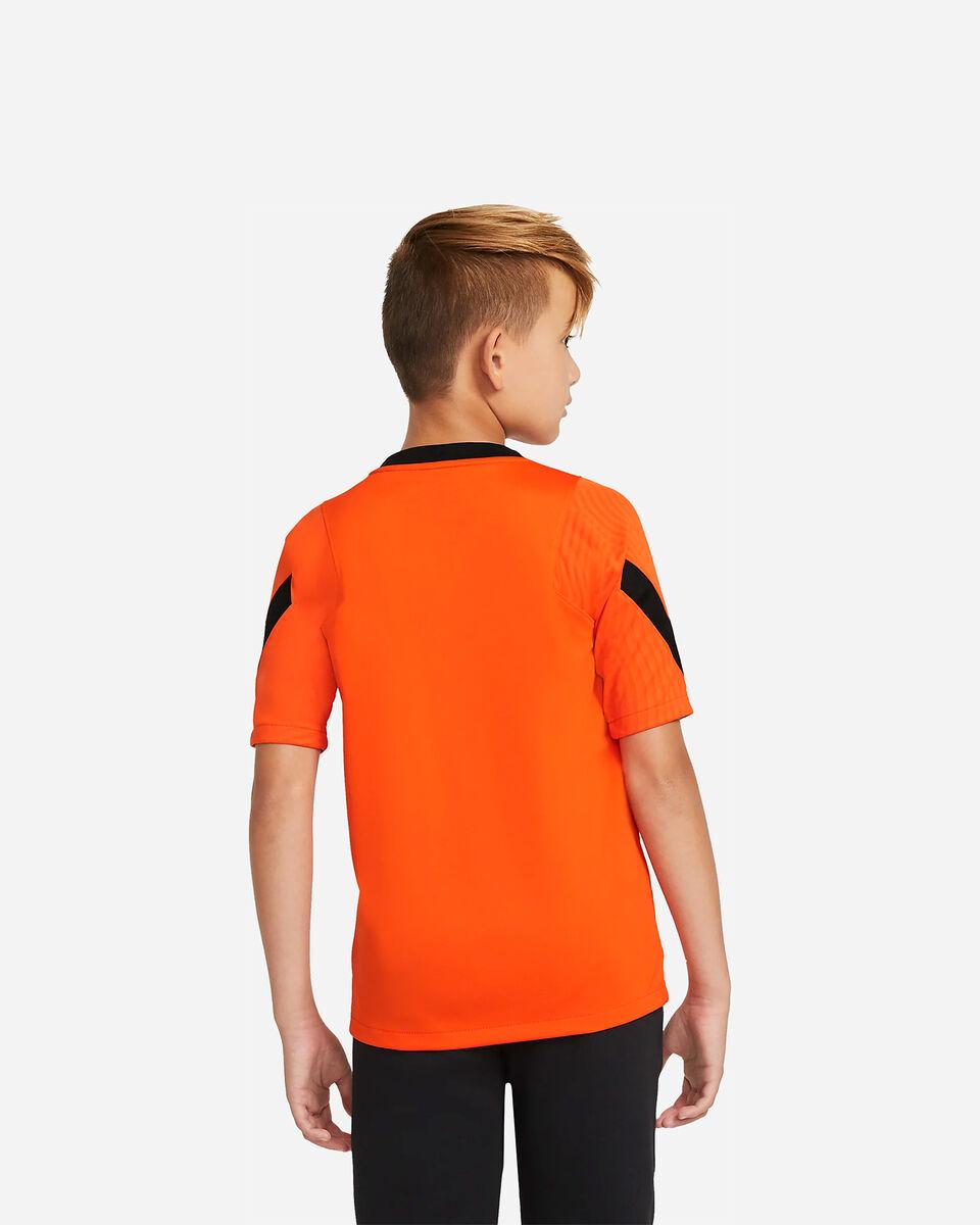 Abbigliamento calcio NIKE ROMA TRAINING 20-21 JR S5225141 scatto 1