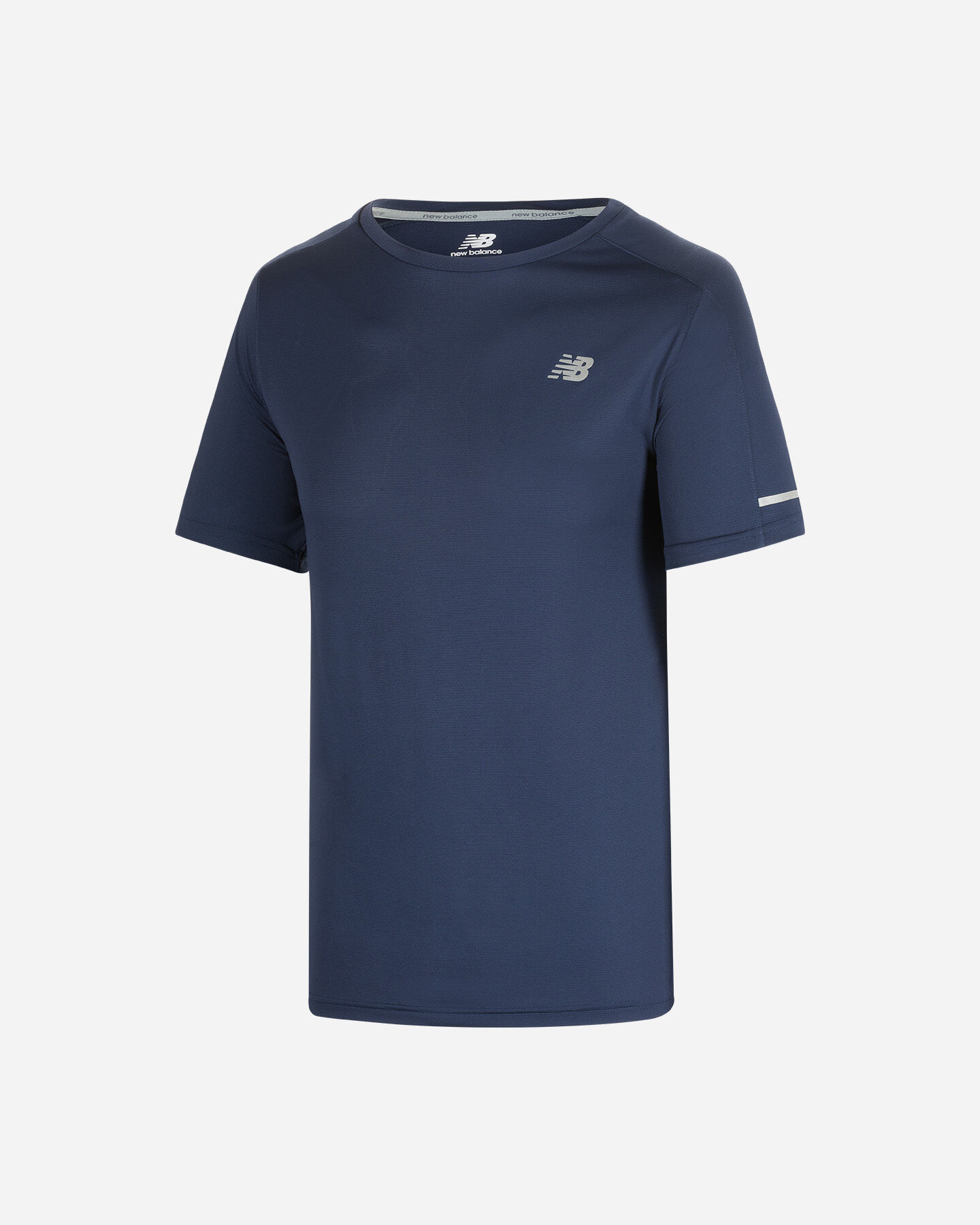 T-Shirt running NEW BALANCE CORE RUN SS T SOLID V M S5166448 scatto 0