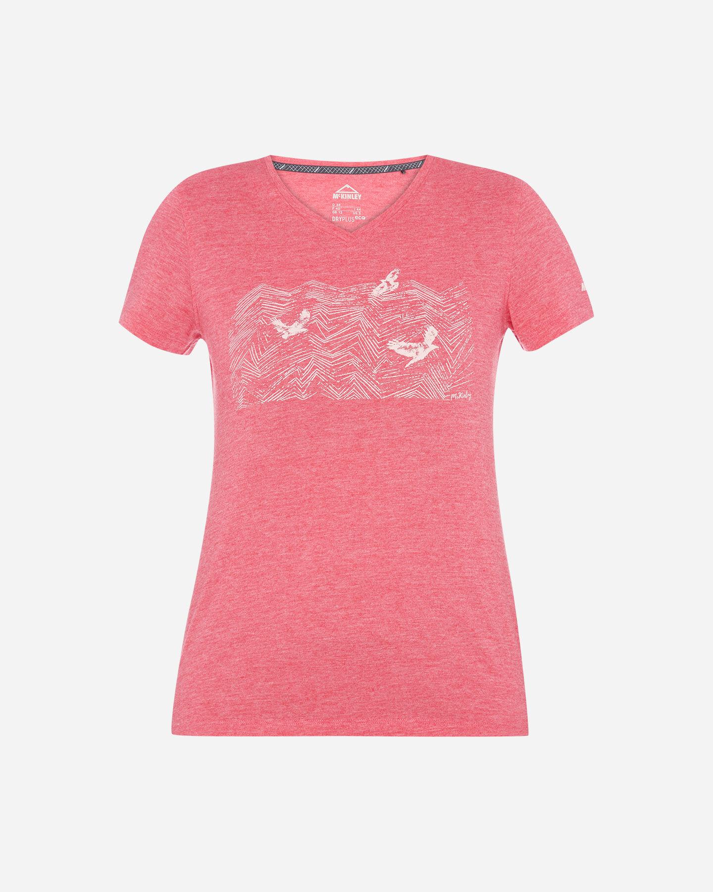 T-Shirt MCKINLEY KIMO W S5157947 scatto 0