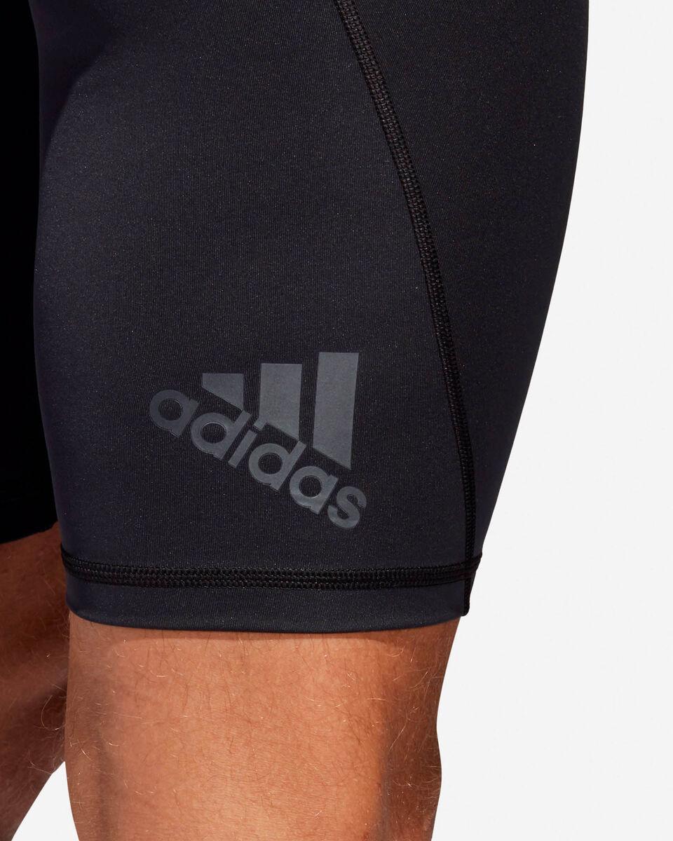 Pantaloncini intimo tecnico ADIDAS ALPHASKIN SPRT TIGHT SHORT TIGHT M S4033462 scatto 4