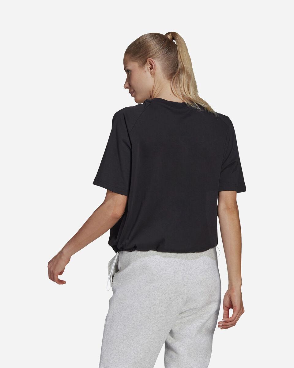 T-Shirt ADIDAS LOGO W S5275229 scatto 2
