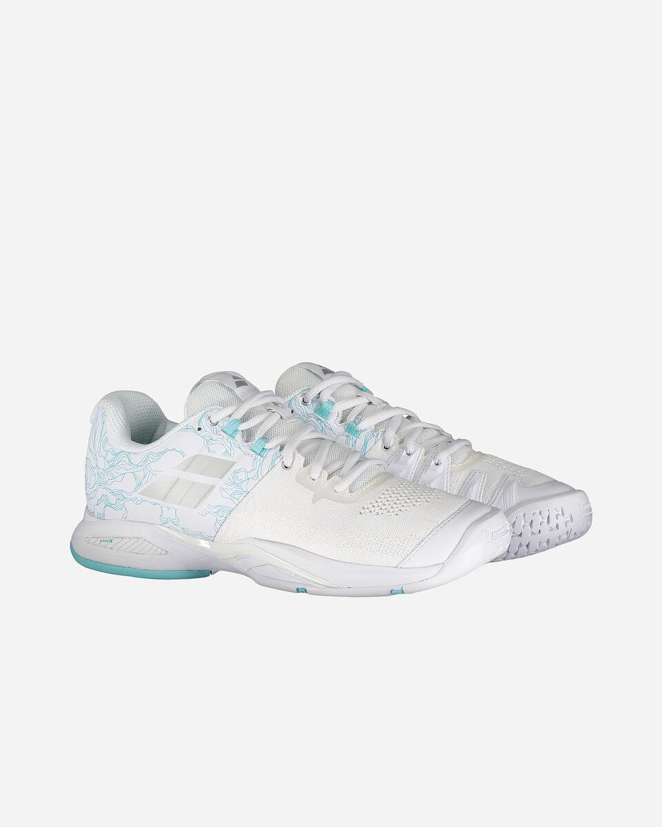 Scarpe tennis BABOLAT PROPULSE BLAST AC W S5185864 scatto 1