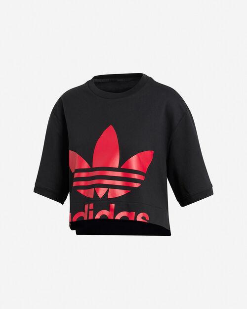 T-Shirt ADIDAS CROP W
