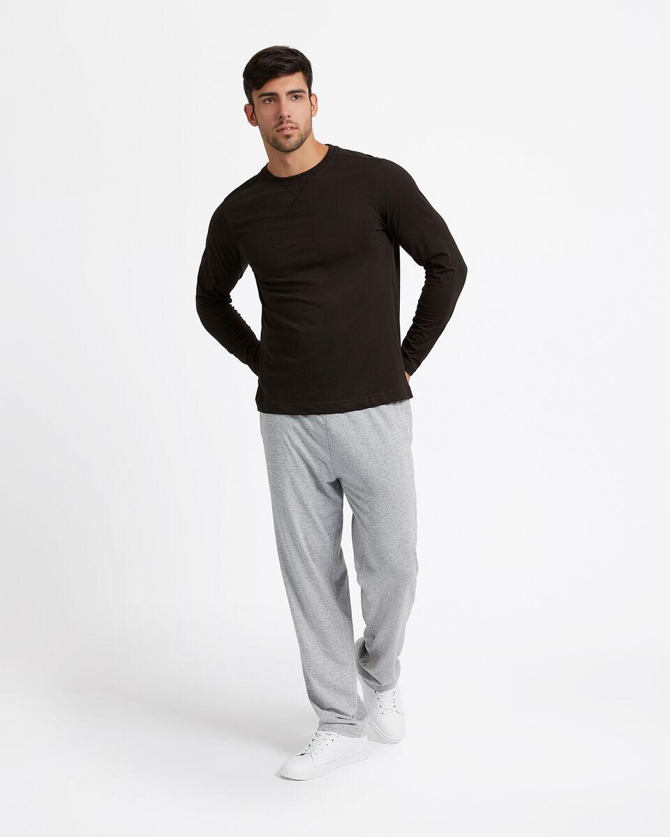 T-Shirt ABC GIROCOLLO M S4030755 scatto 1