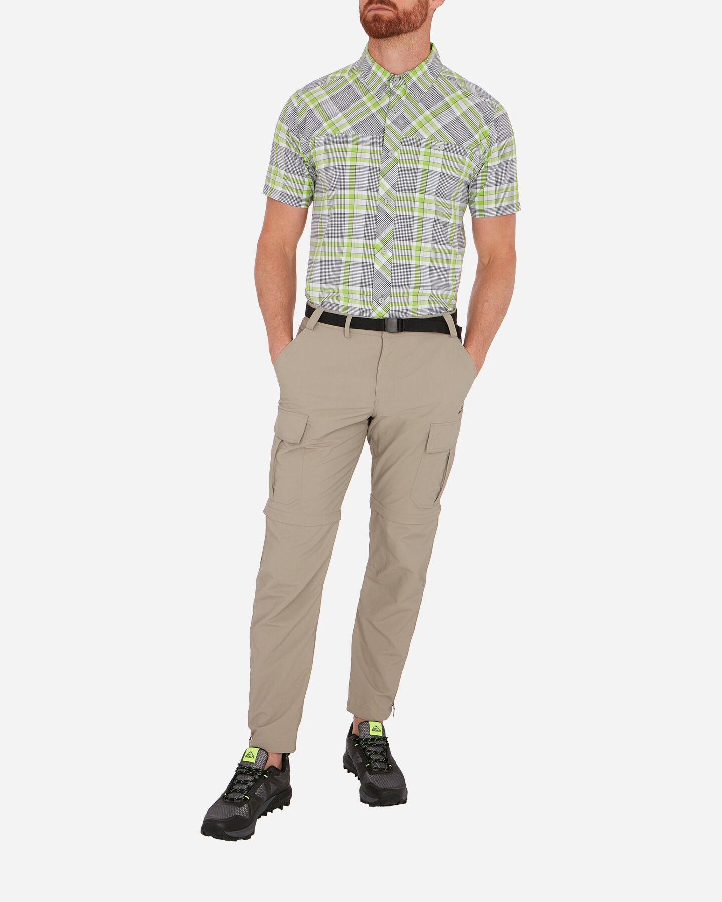 Pantalone outdoor MCKINLEY MAMITE GREY M S2004294 scatto 3