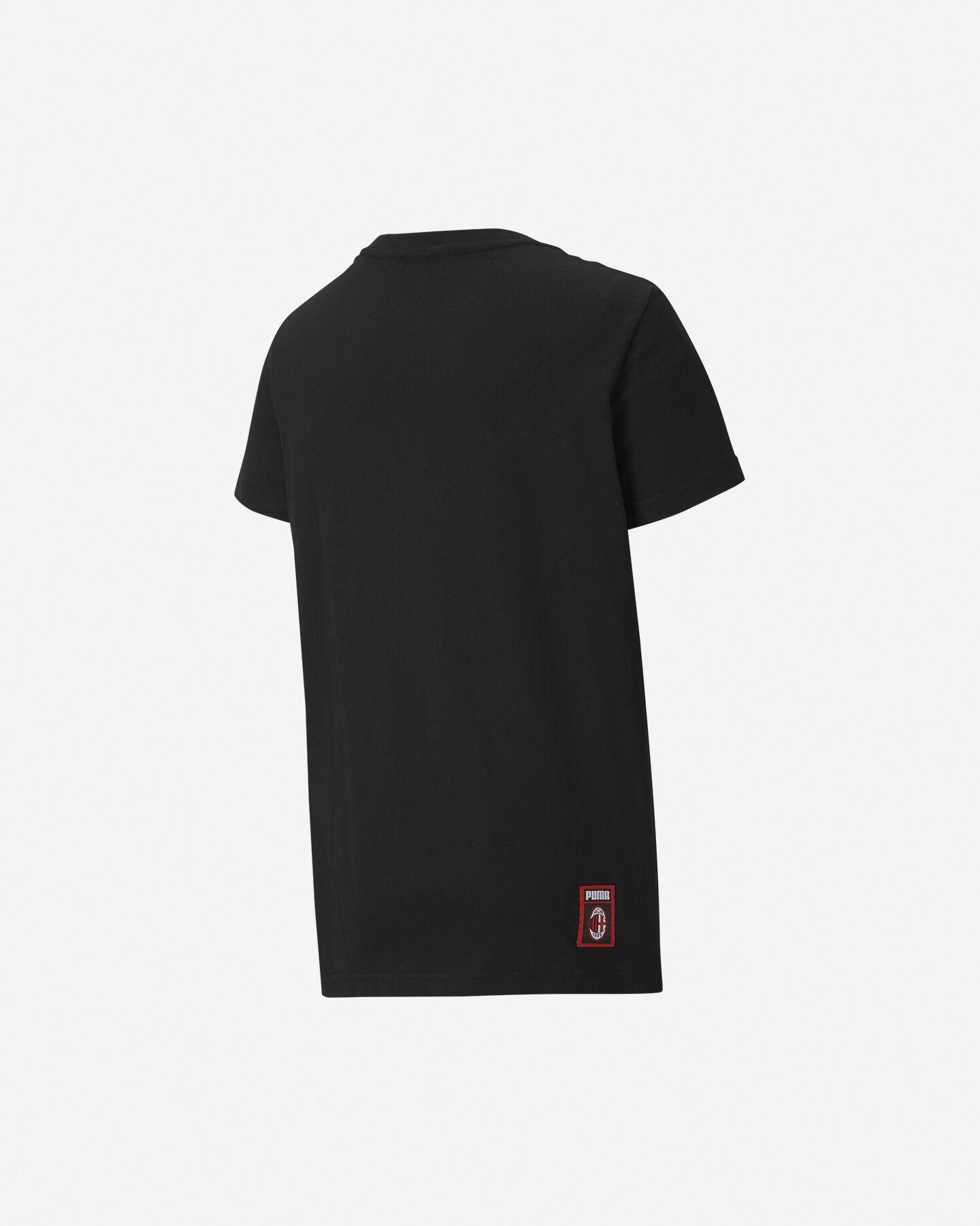 Abbigliamento calcio PUMA MILAN JR S5235898 scatto 1
