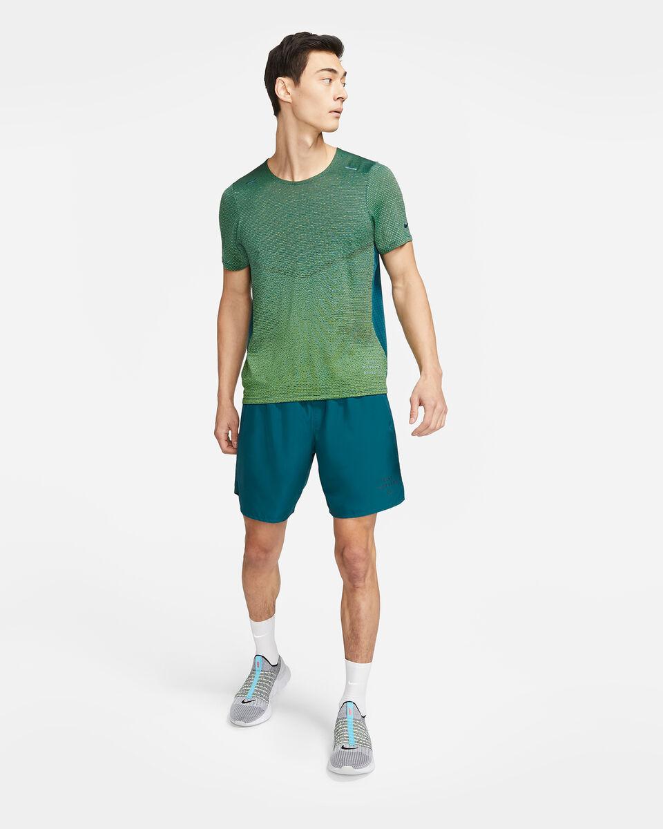 T-Shirt running NIKE RUN DIVISION PINNACLE M S5269962 scatto 5