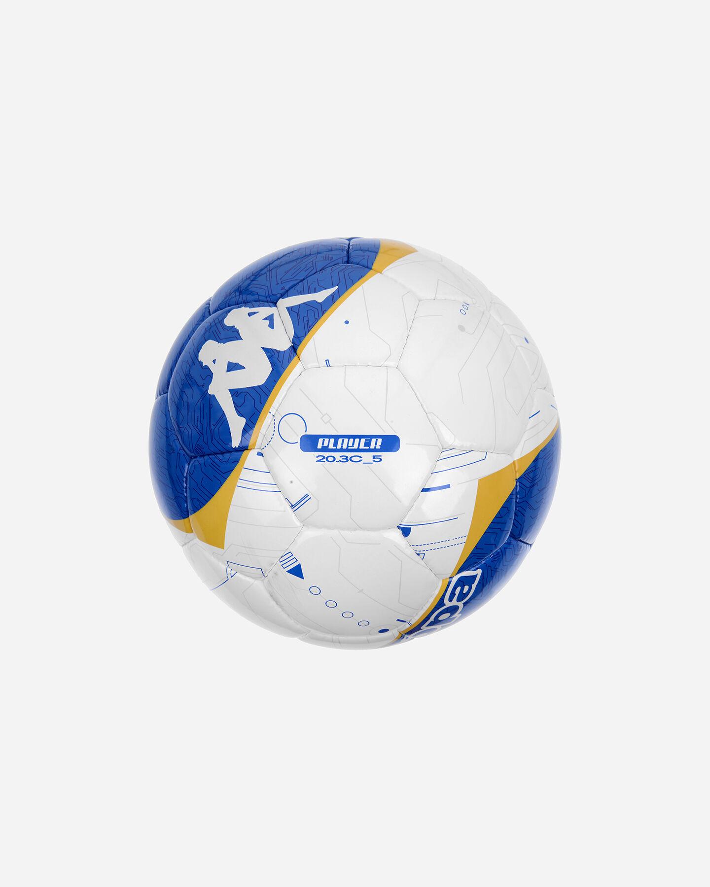Pallone calcio KAPPA BRESCIA 19-20 SZ5 S4070797 A01 UNI scatto 1