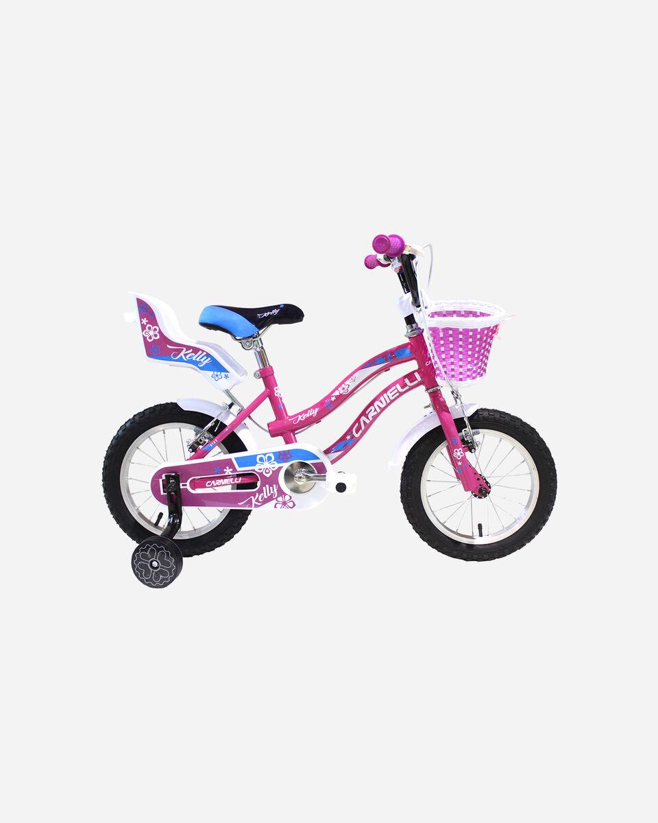Bici junior CARNIELLI BIKE 14'' KELLY JR S4072313|1|UNI scatto 0