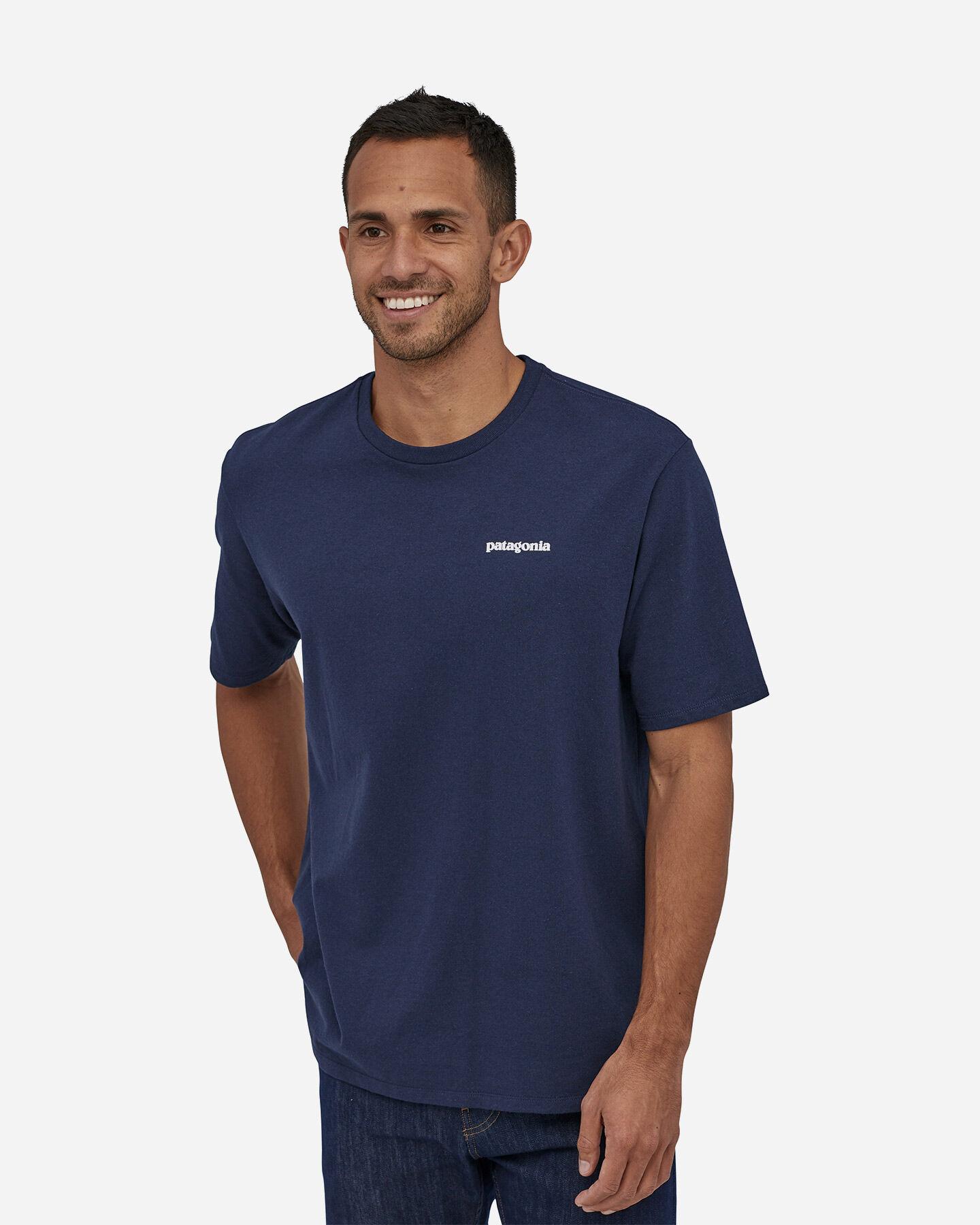 T-Shirt PATAGONIA P-6 LOGO M S4089221 scatto 0