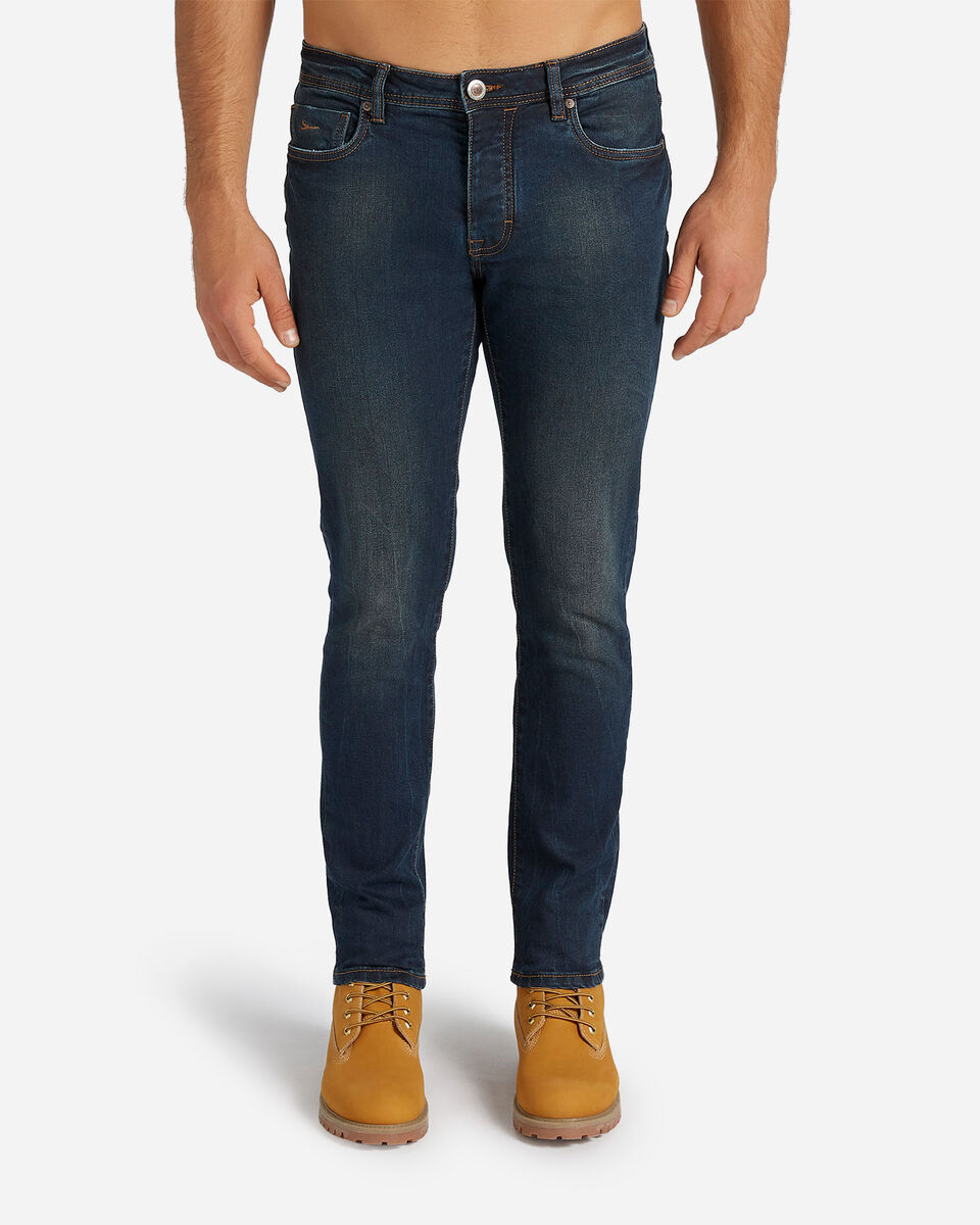 Jeans COTTON BELT GREGOR SLIM M S4070912 scatto 0