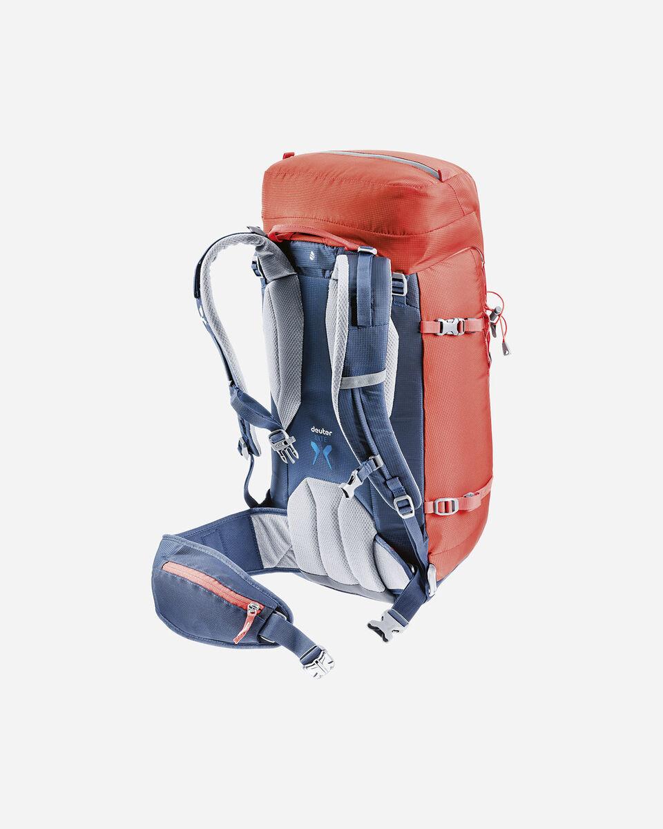 Zaino alpinismo DEUTER GUIDE LITE 30+ S4077421 9311 UNI scatto 5