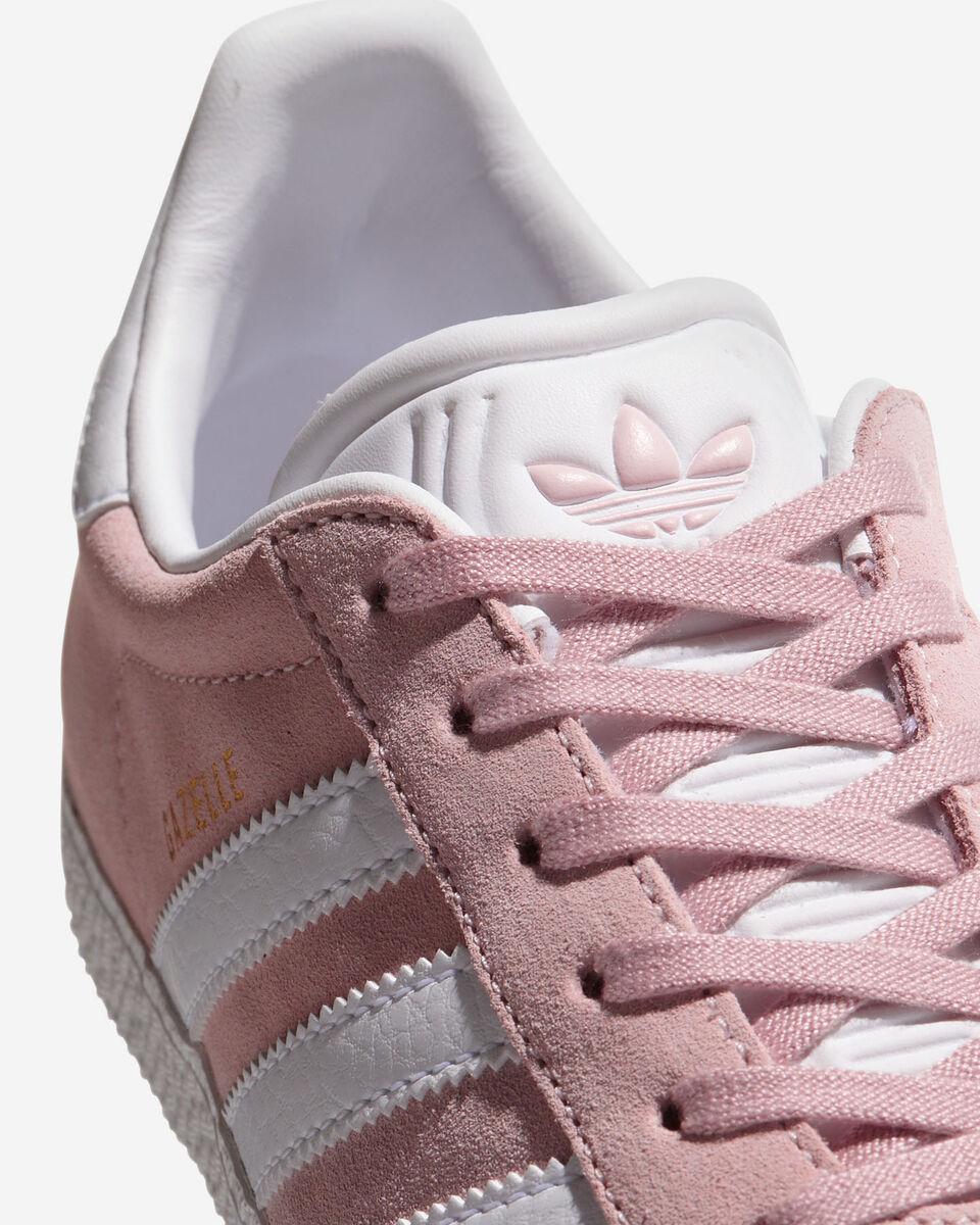 Scarpe sneakers ADIDAS GAZELLE JR GS S4056970|UNI|5 scatto 3