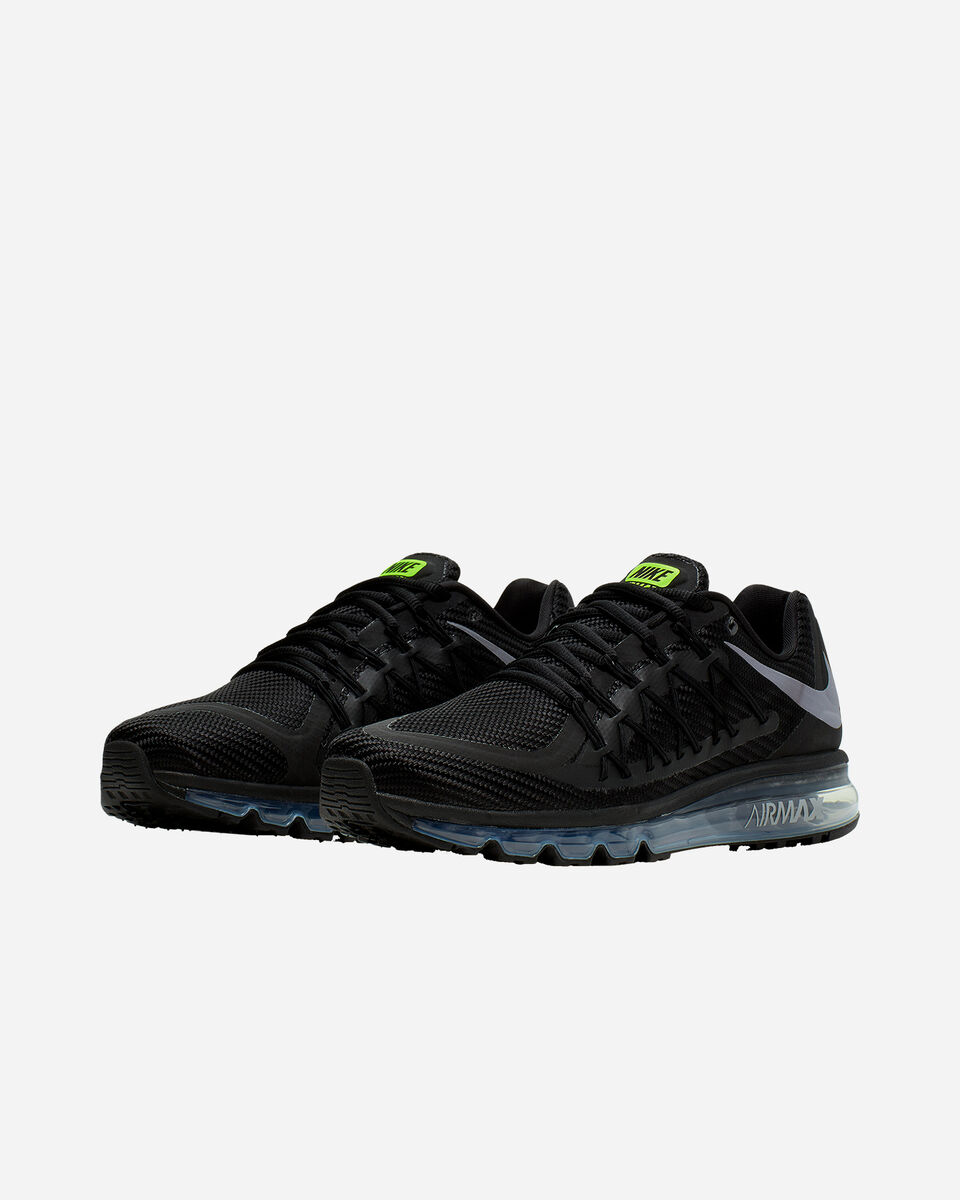 Scarpe sneakers NIKE AIR MAX 2015 M S5239677 scatto 1