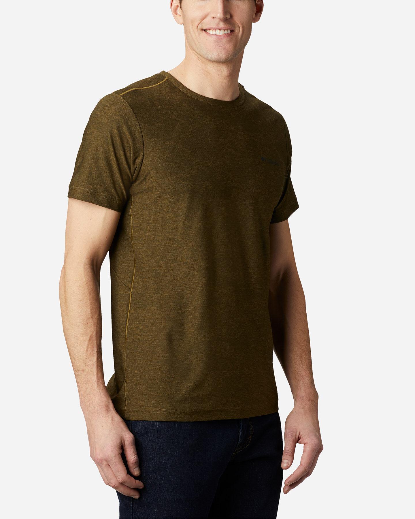 T-Shirt COLUMBIA MAXTRAIL LOGO M S5174874 scatto 2