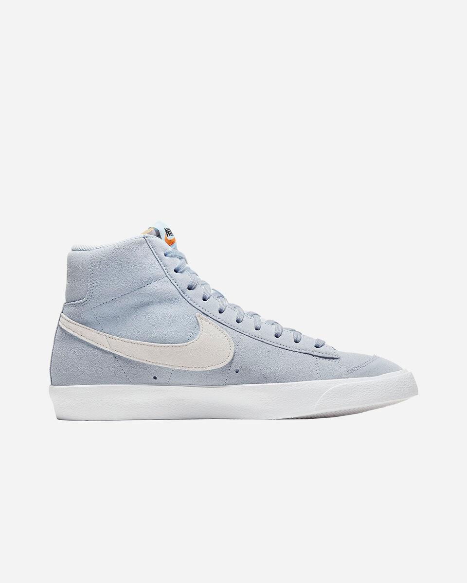 Scarpe sneakers NIKE BLAZER MID '77 M S5199851 scatto 0