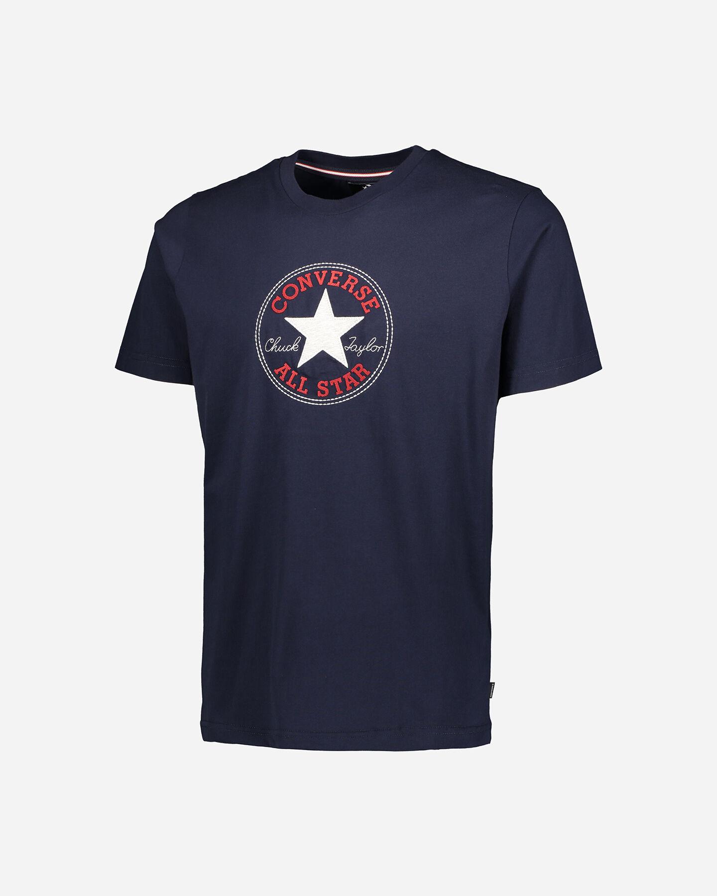 T-Shirt CONVERSE CHUCK CLASSIC M S5296118 scatto 0