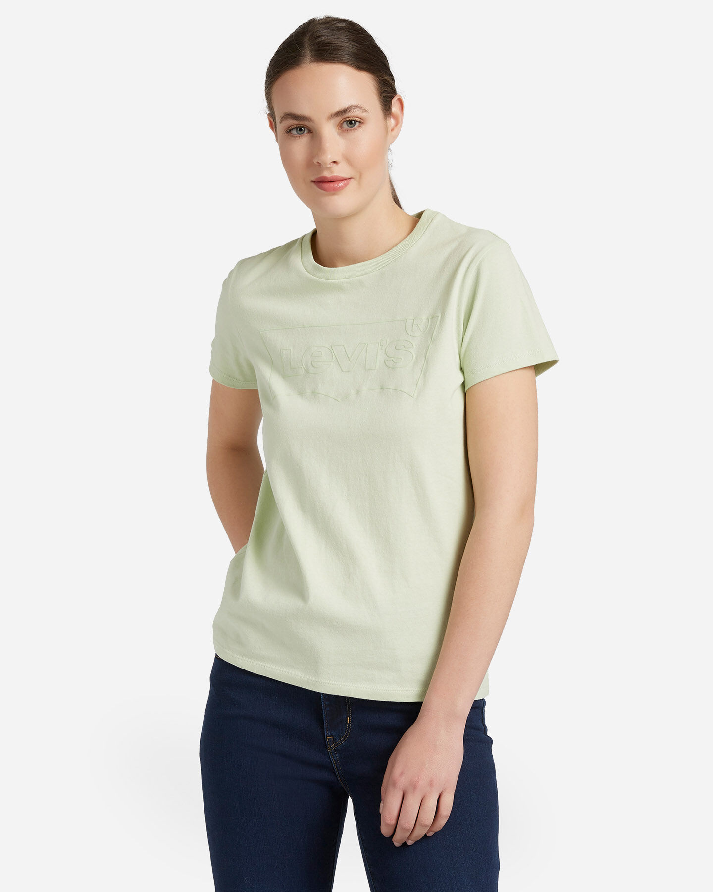 T-Shirt LEVI'S LOGO BATWING OUTLINE W S4088775 scatto 0