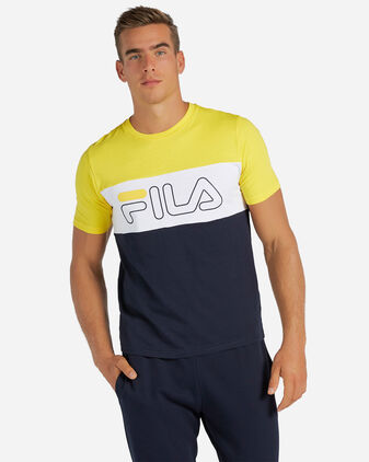 T-Shirt FILA COLOR BLOCK M