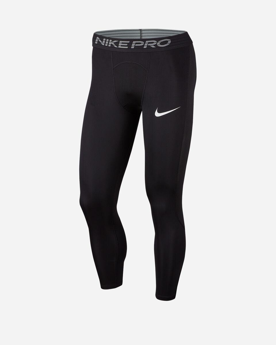 Pantalone training NIKE PRO M S5163150 scatto 4