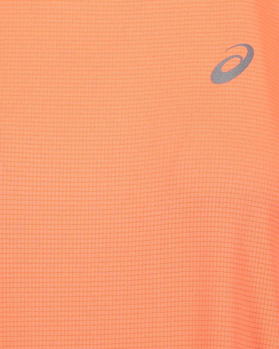 T-Shirt running ASICS TOP W S5158228 scatto 2