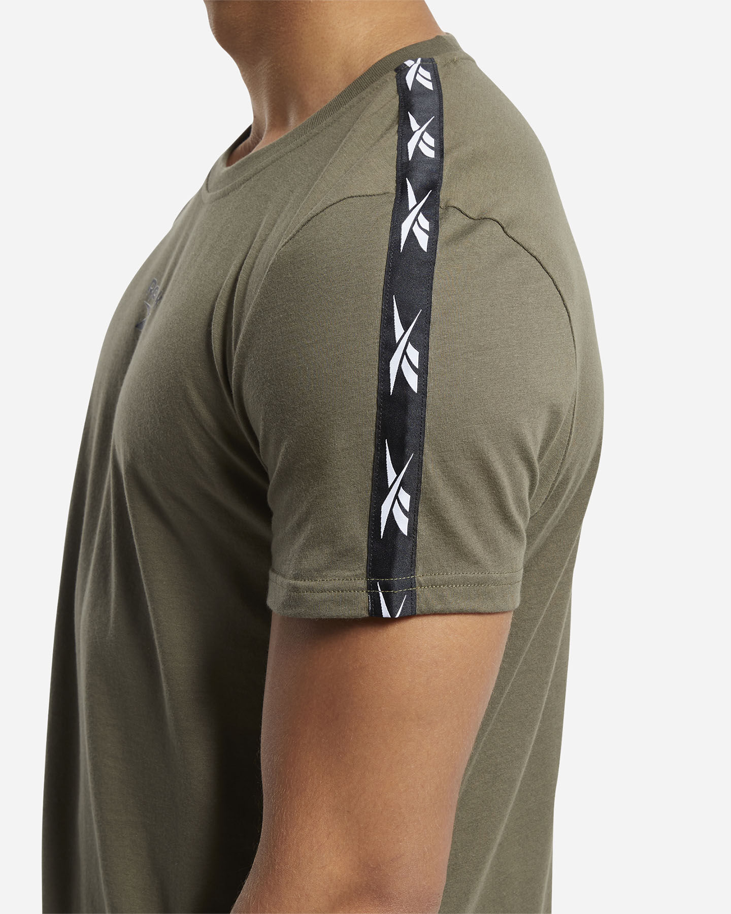 T-Shirt REEBOK TAPE M S5258669 scatto 3