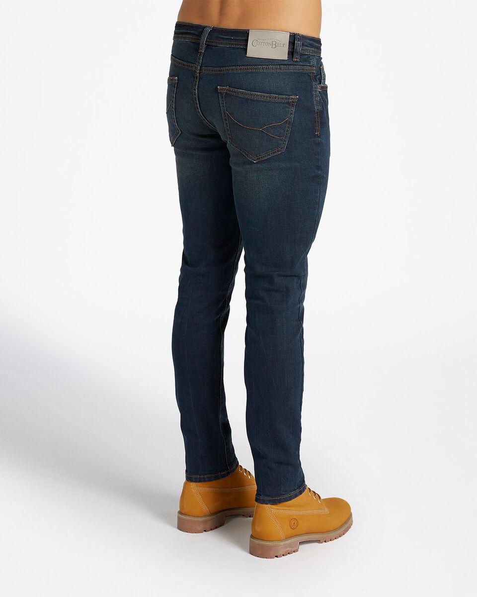 Jeans COTTON BELT GREGOR SLIM M S4070912 scatto 1