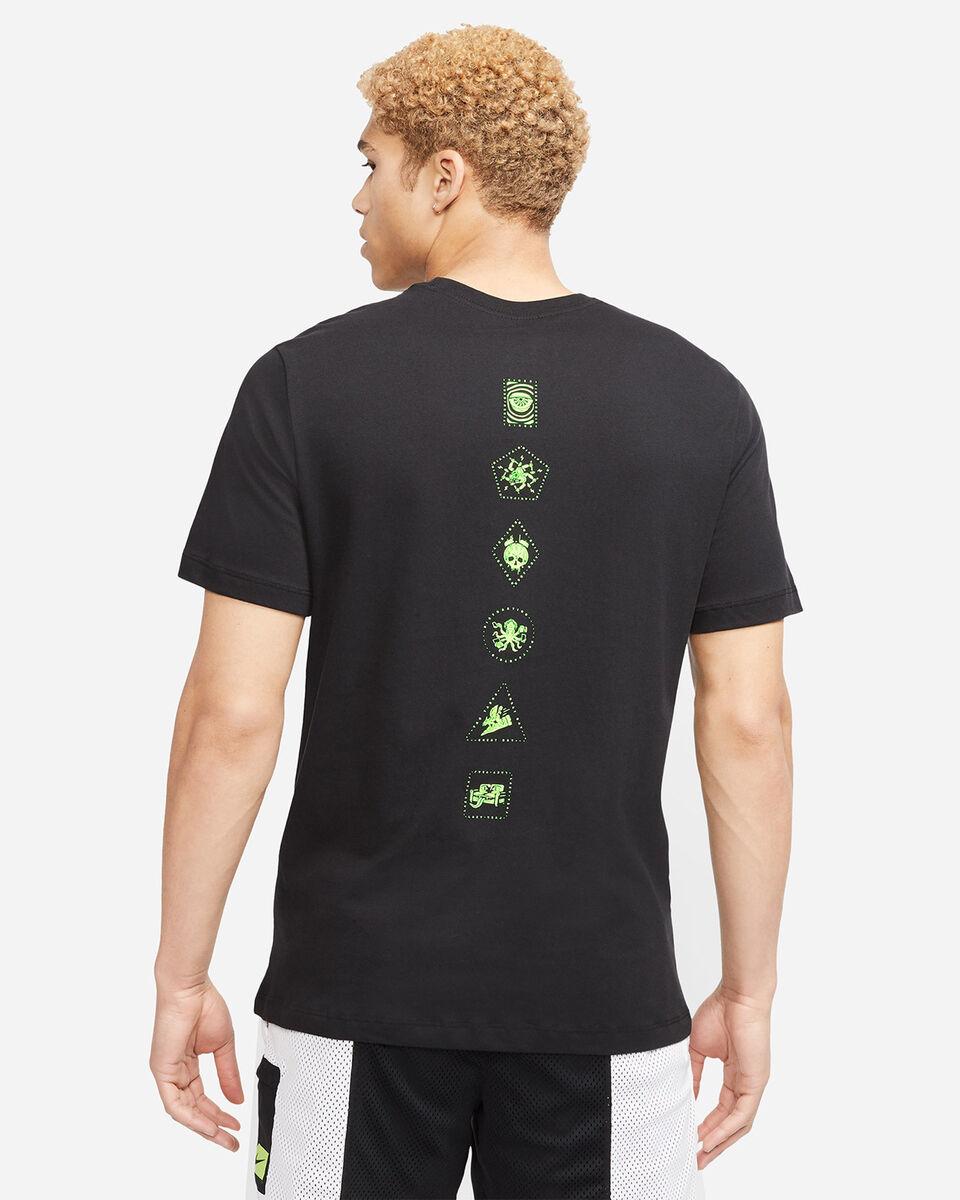 T-Shirt training NIKE DRI-FIT M S5196422 scatto 1