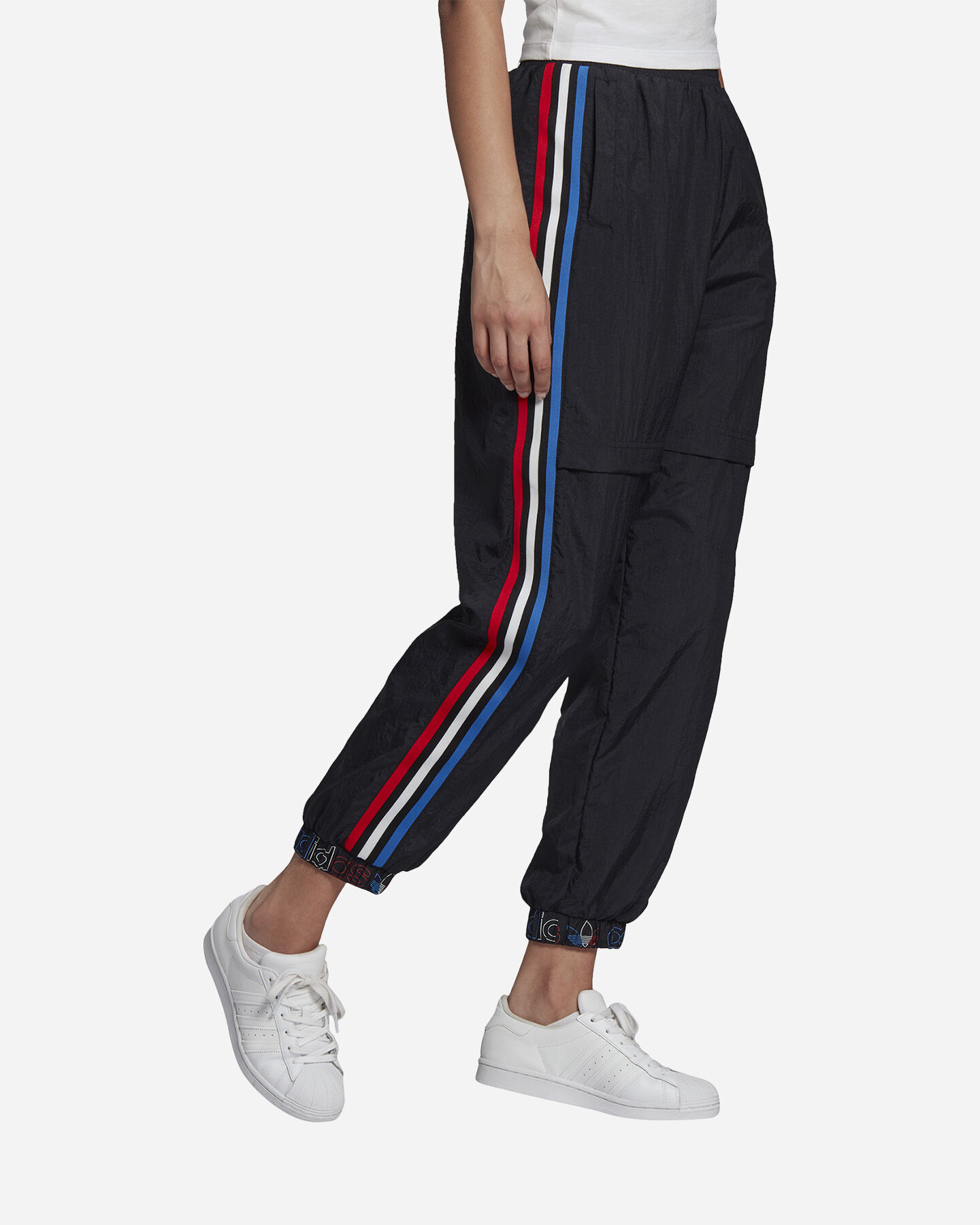 Pantalone ADIDAS ADICOLOR TRICOLOR JAPONA W S5272950 scatto 3