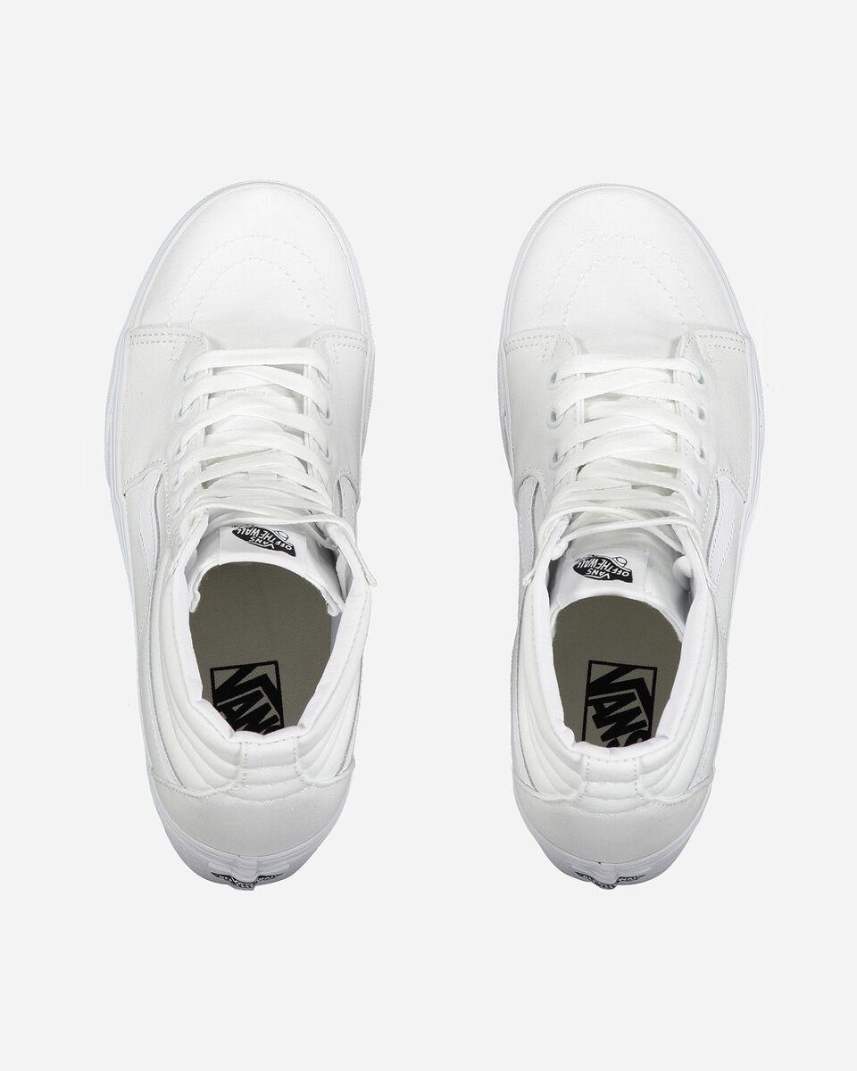 Scarpe sneakers VANS SK8-HI PLATFORM 2.0 W S5169712 scatto 3