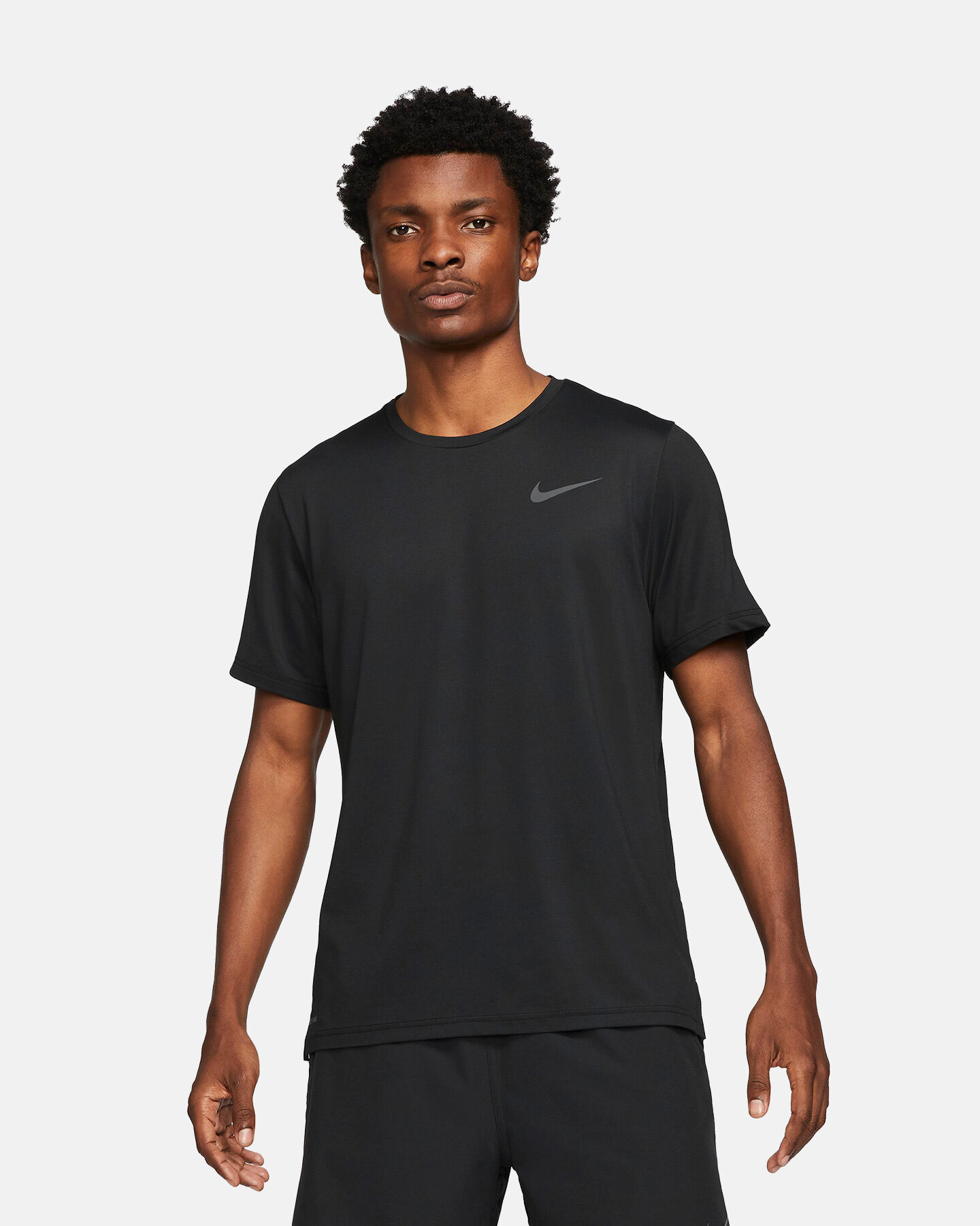 T-Shirt training NIKE SS DRY M S5269645 scatto 0