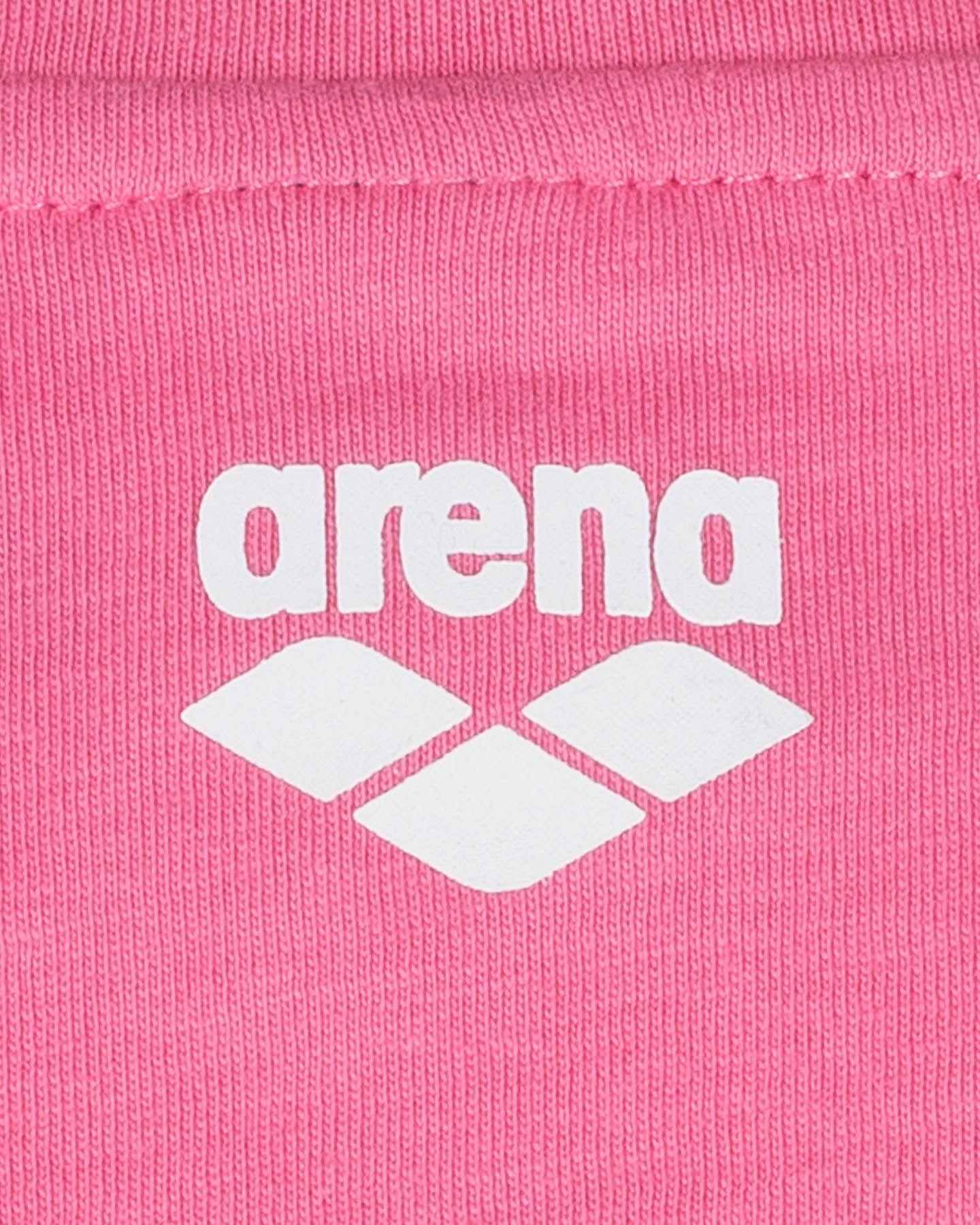 T-Shirt ARENA CROP LOGO JR S4075139 scatto 2