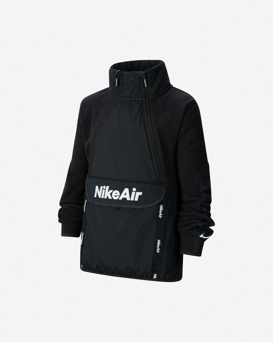 Felpa NIKE AIR JR S5247312 scatto 0