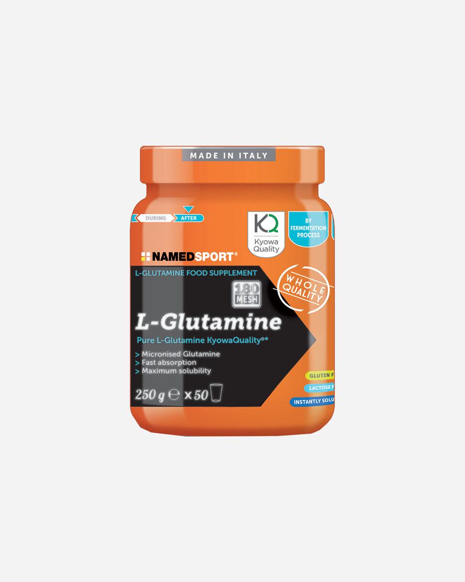 Energetico NAMED SPORT L-GLUTAMINE 250 GR S1308863|1|UNI scatto 0