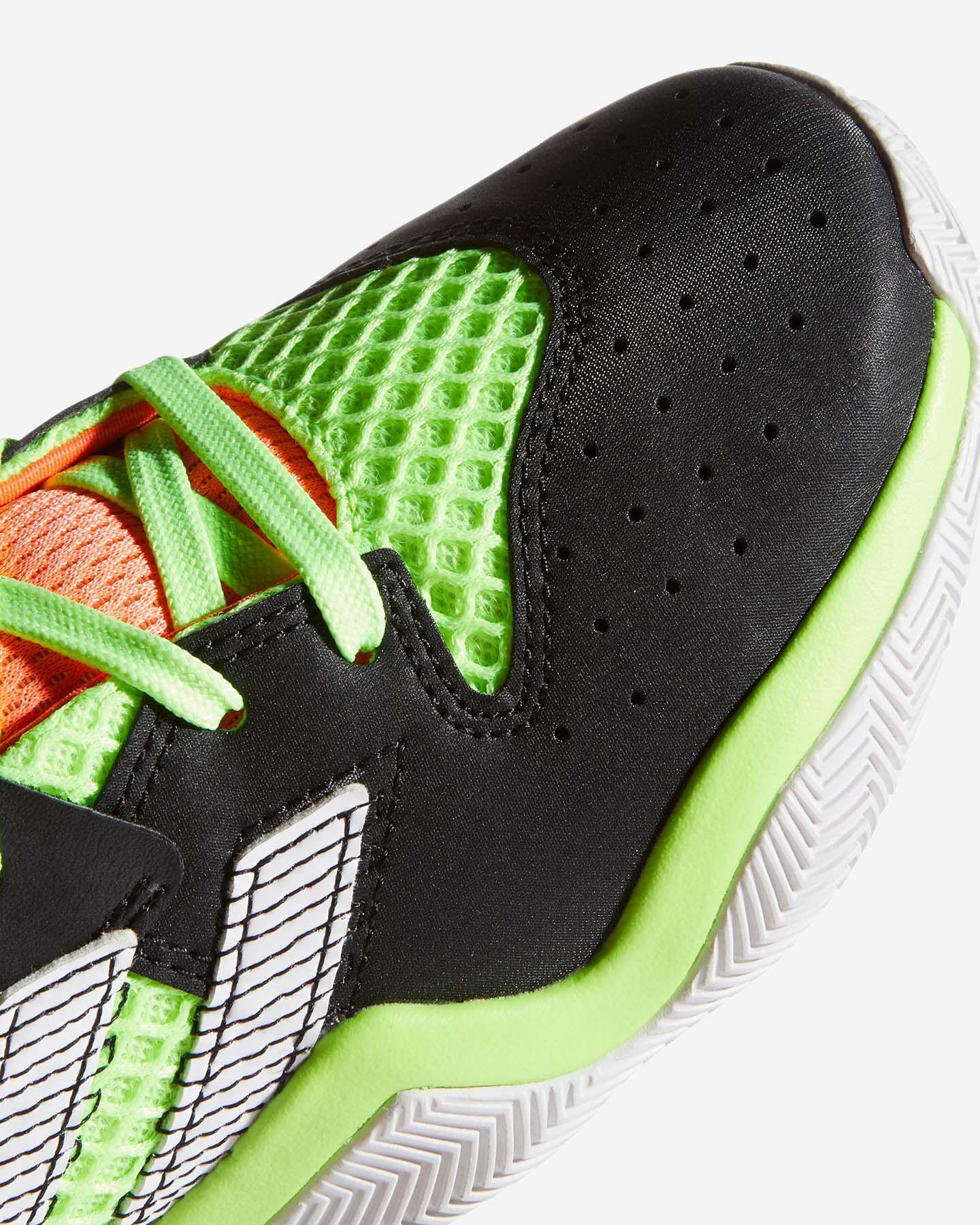 Scarpe basket ADIDAS HARDEN STEPBACK JR S5153319 scatto 4