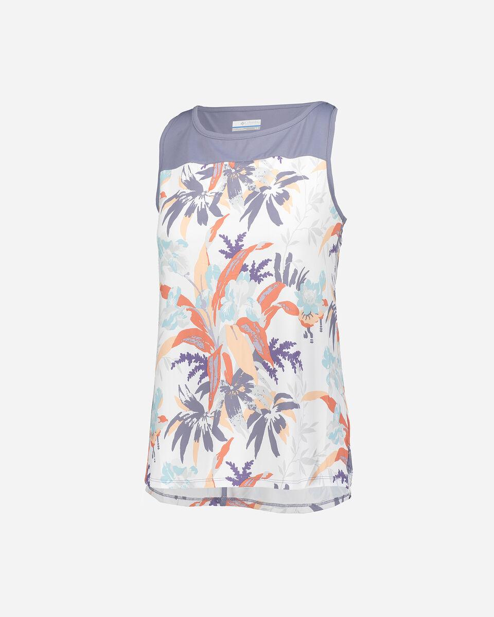 T-Shirt COLUMBIA CHILL RIVER W S5174994 scatto 0