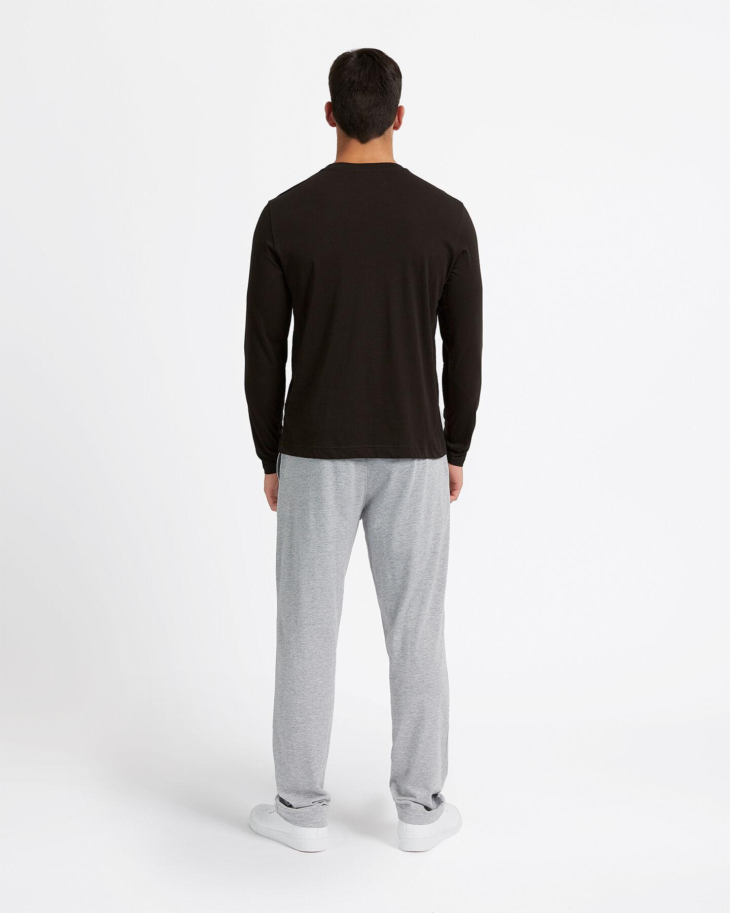 T-Shirt ABC GIROCOLLO M S4030755 scatto 2