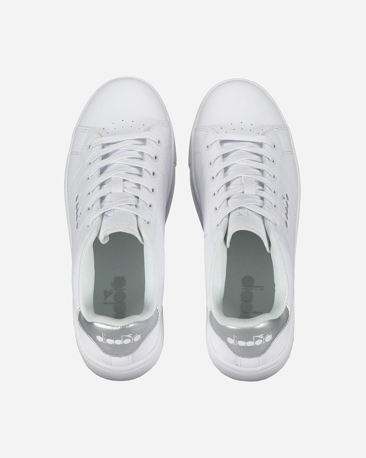Scarpe sneakers DIADORA TIE BREAK W S4063981 scatto 3