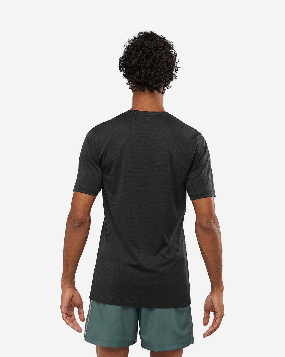 T-Shirt SALOMON AGILE TRAINING M S5173875 scatto 2