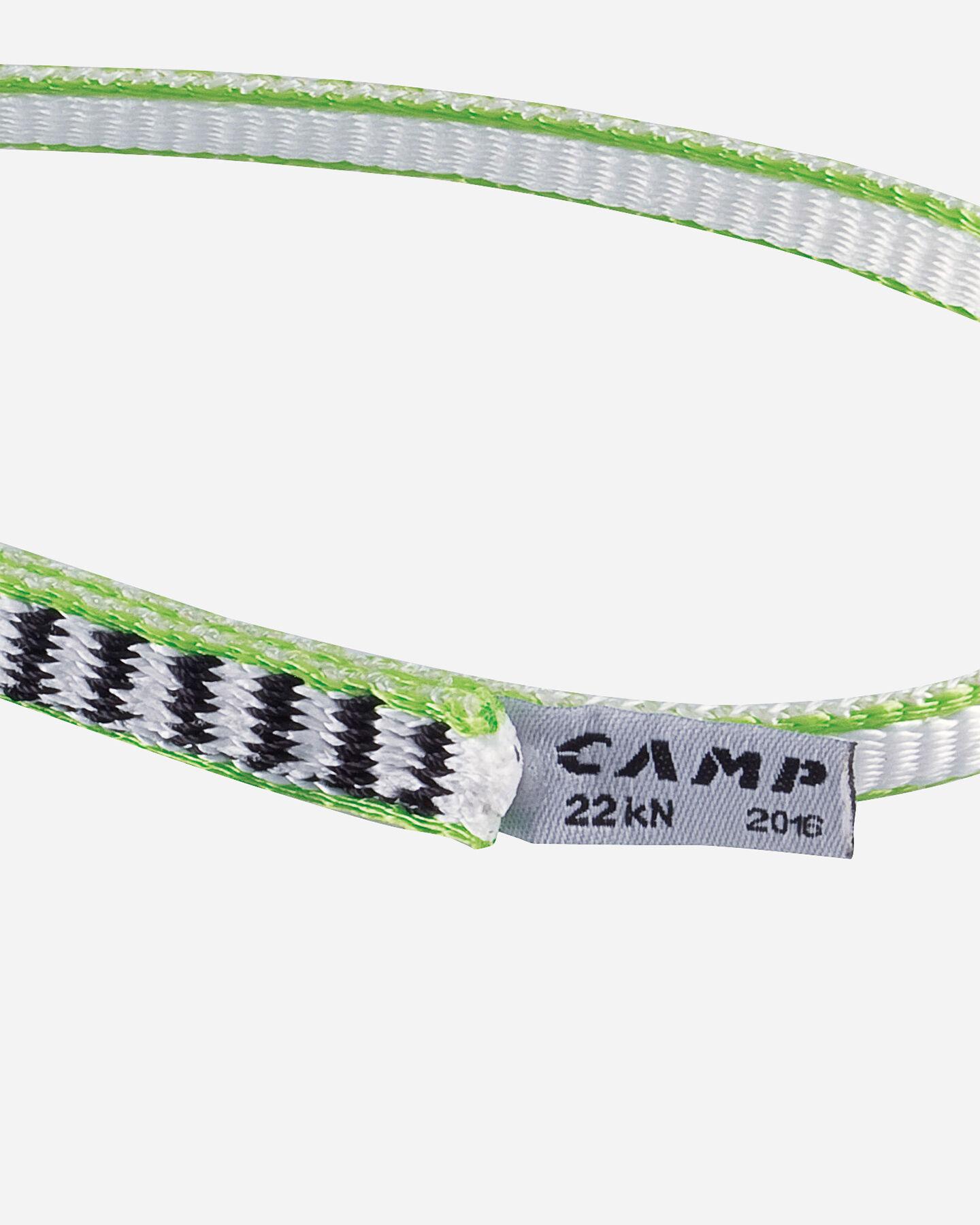 Accessorio arrampicata CAMP ANELLO CAMP EXPRESS DY 11X120 1349.120 S1260895 9999 UNI scatto 1