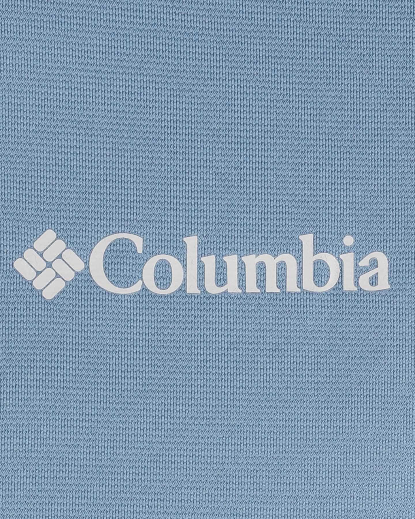 T-Shirt COLUMBIA ZERO ICE CIRRO COOL M S5291800 scatto 2