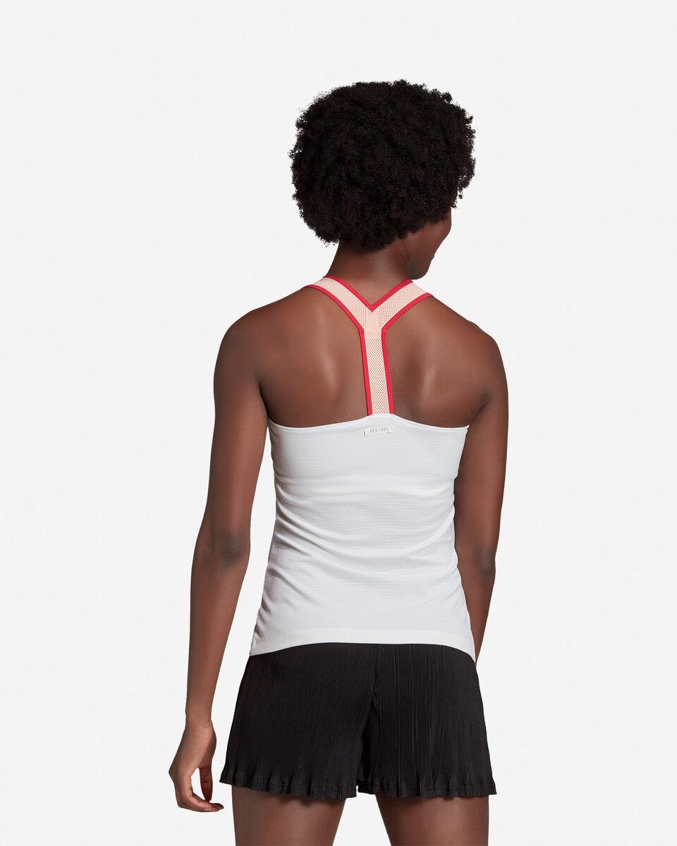 T-Shirt tennis ADIDAS HEAT.RDY W S5212318 scatto 4